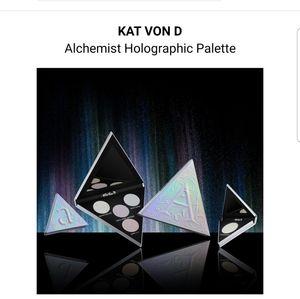 KAT VON D Alchemist Holographic Pallette